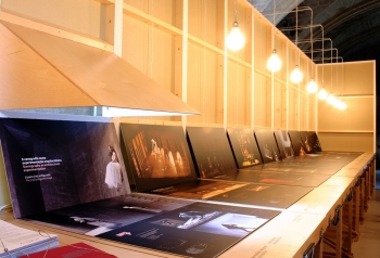 Architectures on Stage Exhibition